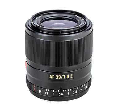 唯卓仕 AF 33mm F1.4 索尼E口(众测专享)